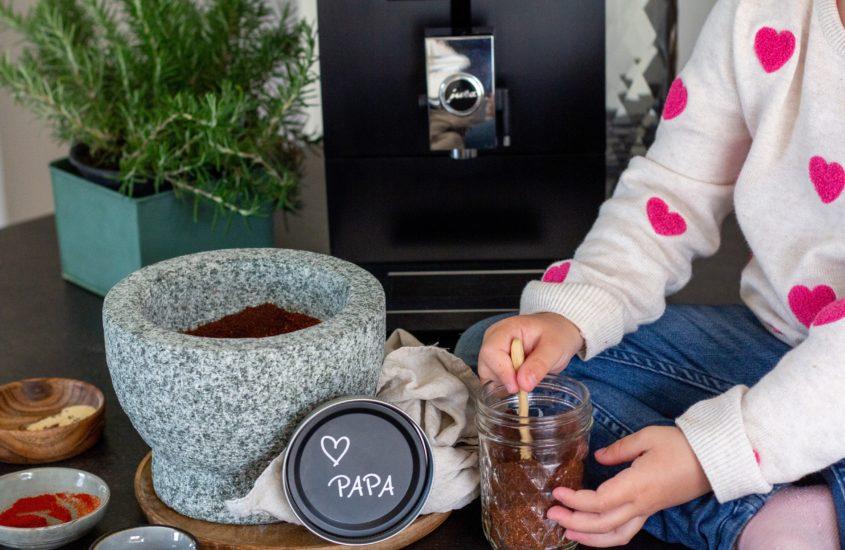 Kaffee Rub – Grillgewürz mit dem gewissen EXTRA